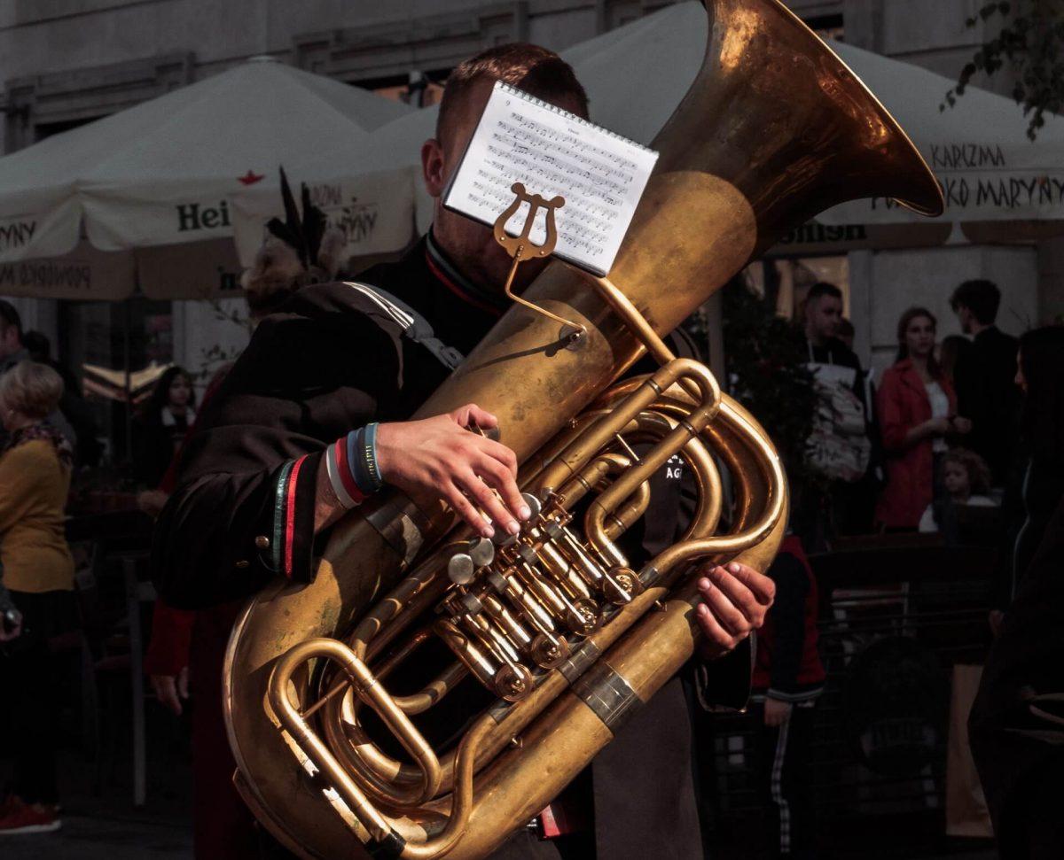Musikkårens instrument